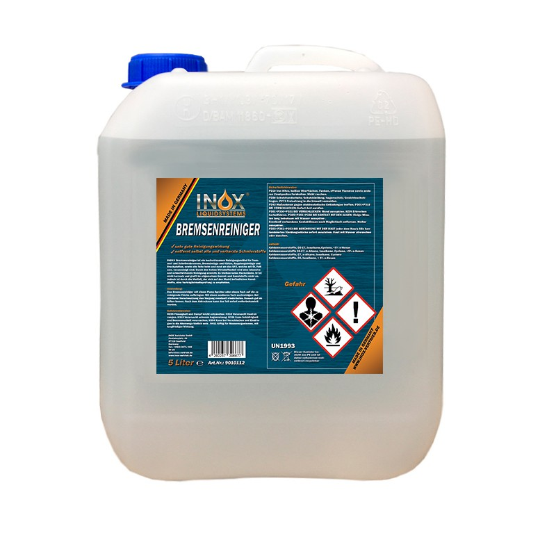 INOX Bremsenreiniger 5l