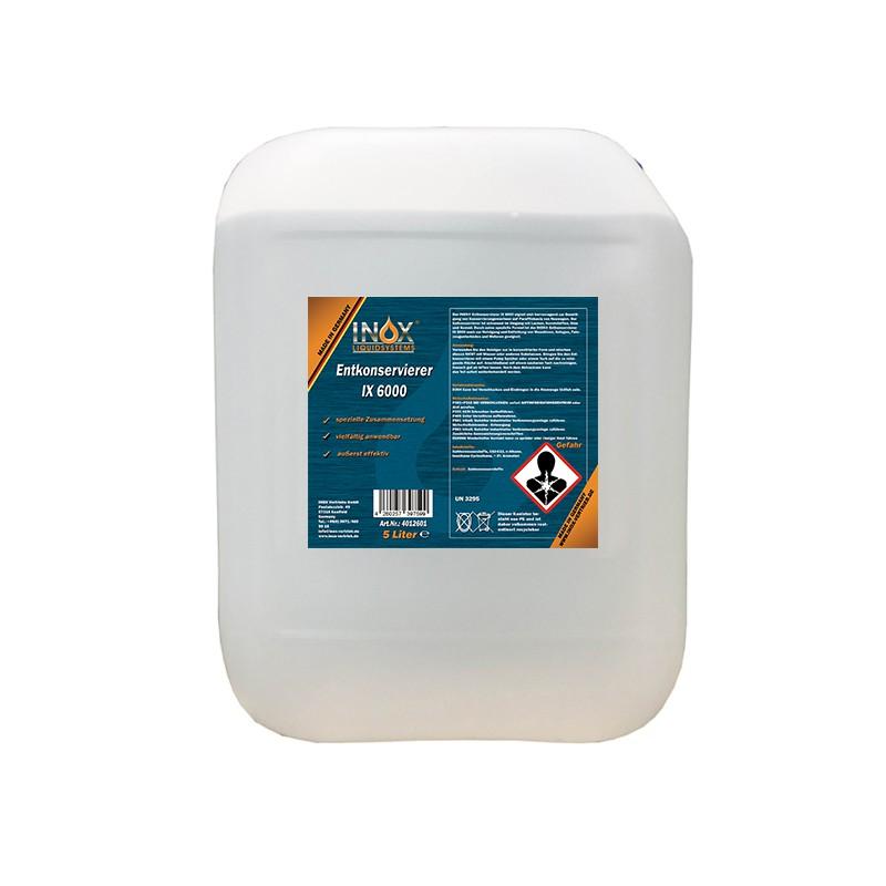 INOX Entkonservierer IX 6000 5l