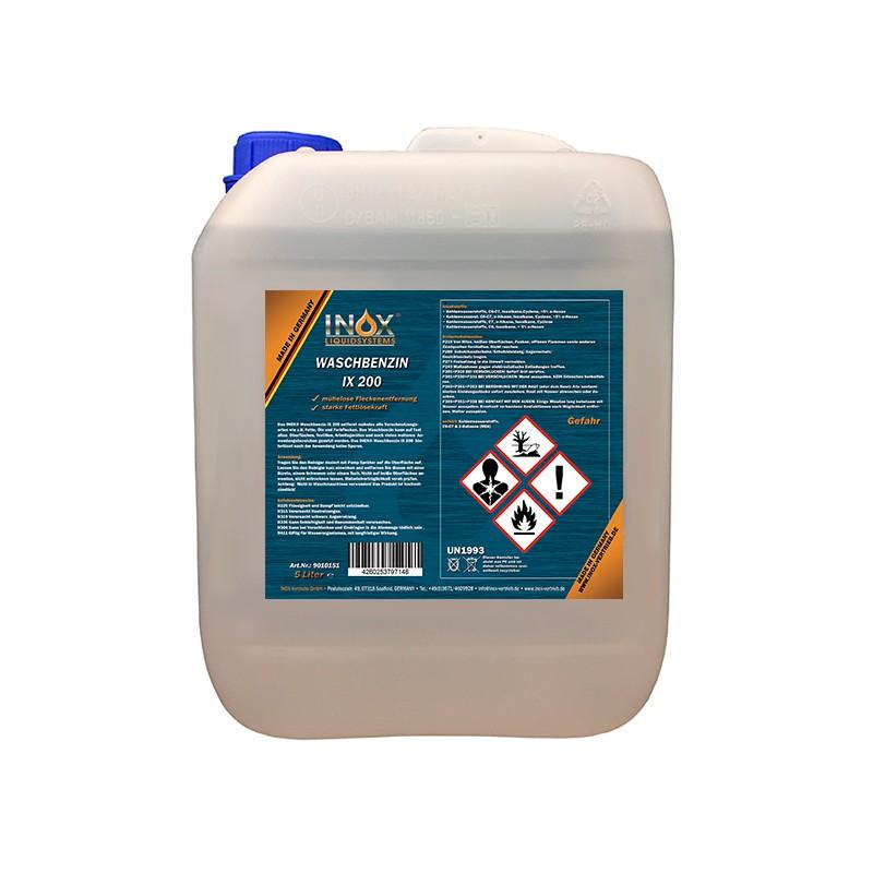 INOX Waschbenzin IX 200 5l