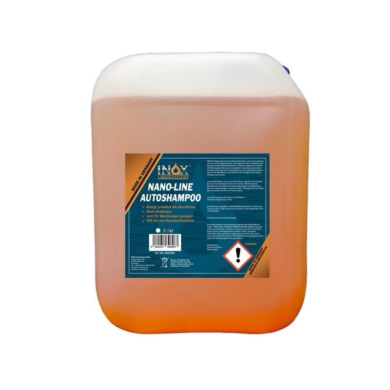 INOX Nano Line Autoshampoo 5l