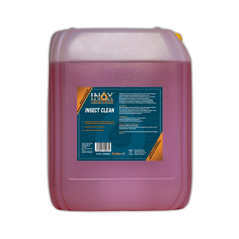 INOX Insect Clean 5l