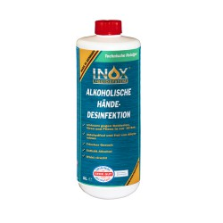 INOX® alkoholische Händedesinfektion 1l