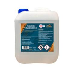INOX® alkoholische Händedesinfektion 5l