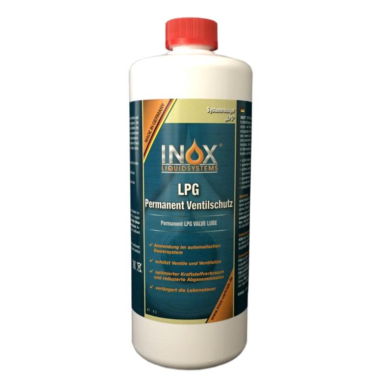 INOX LPG Permanent Ventilschutz